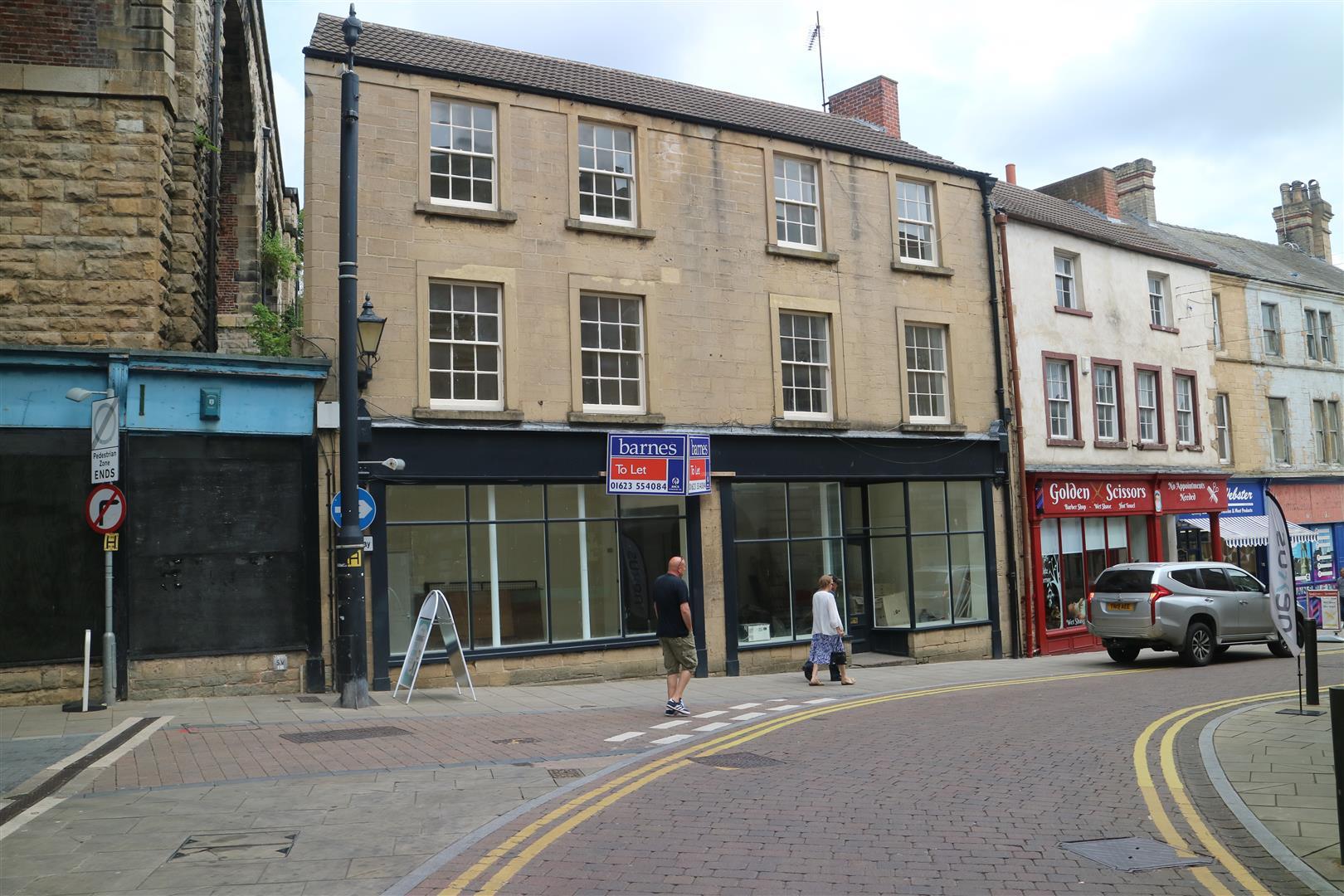 Church Street Mansfield NG18 1AF